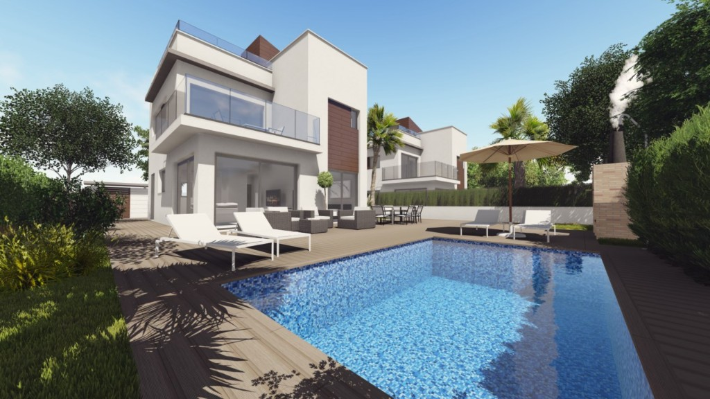 For sale: 3 bedroom house / villa in Orihuela Costa