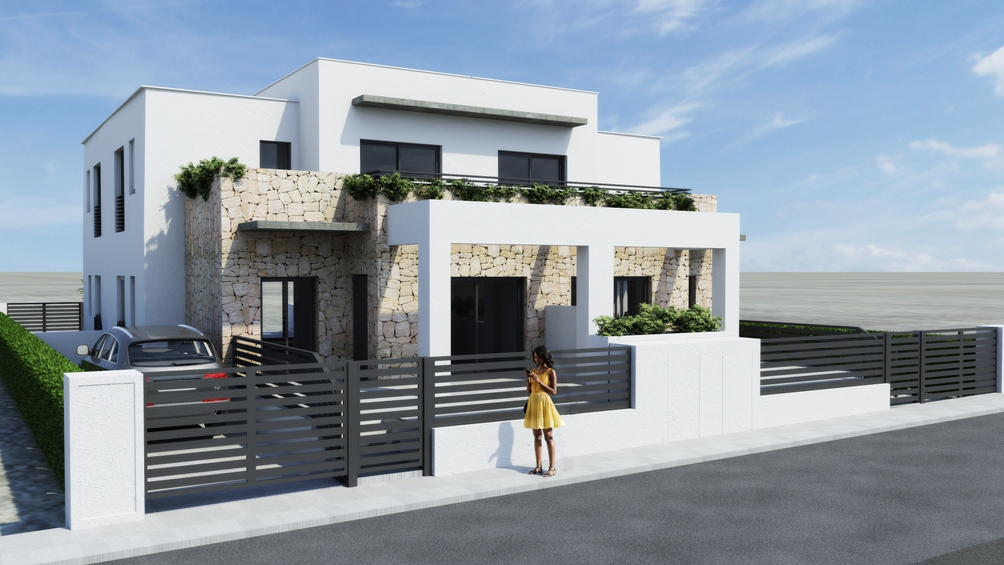 Ref:NBP322-V Townhouse For Sale in Torrevieja