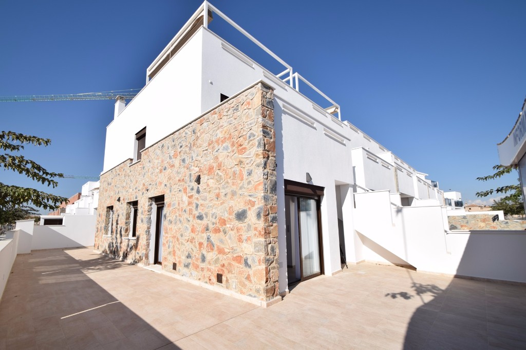 Ref:NBP362-V Bungalow For Sale in Torre de La Horadada