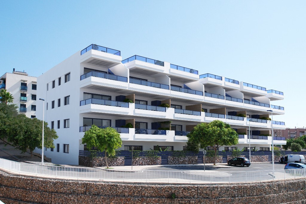Ref:NBP470-V Penthouse For Sale in Santa Pola
