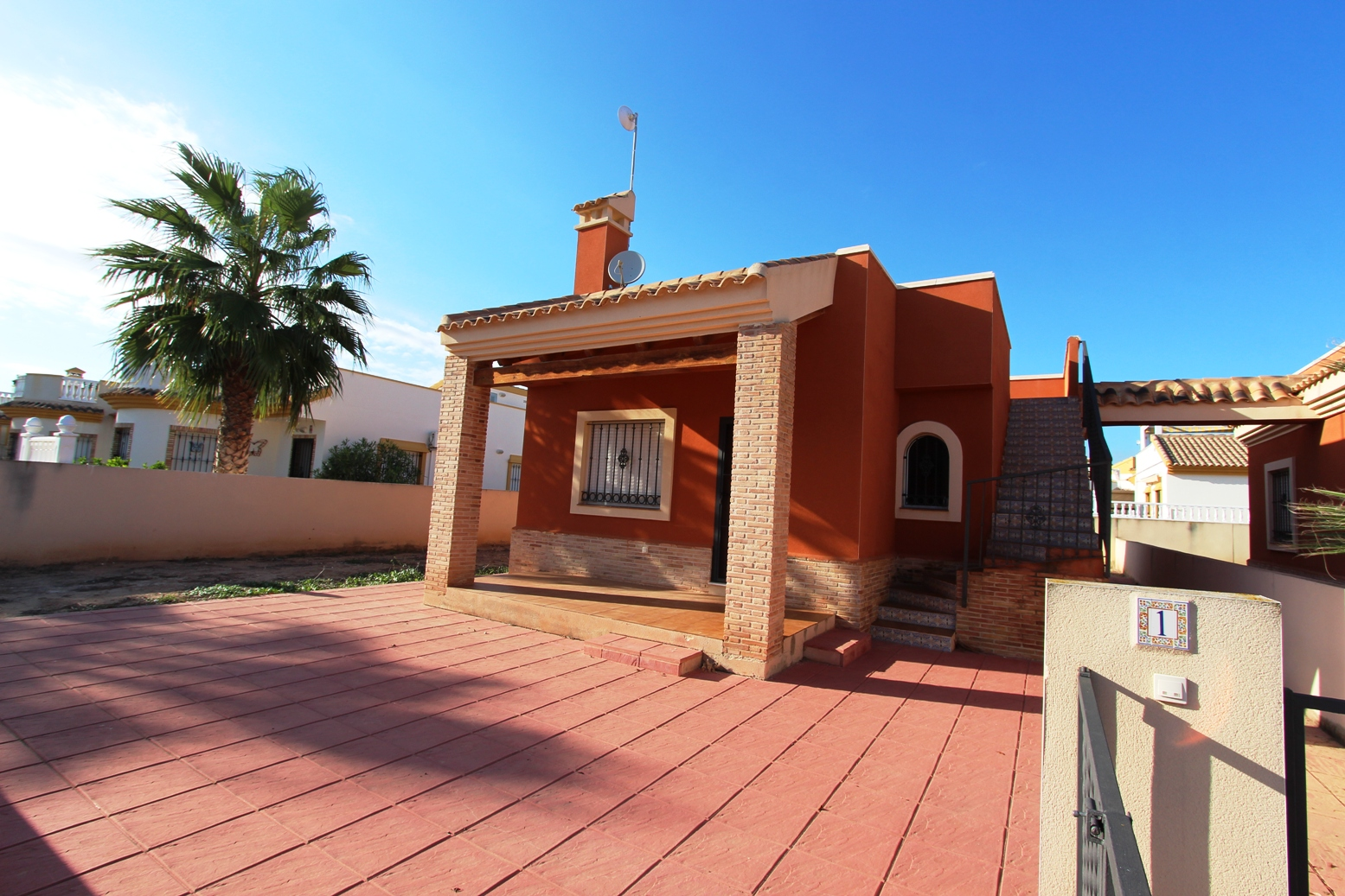 Ref:NBP509-V Villa For Sale in Guardamar del Segura
