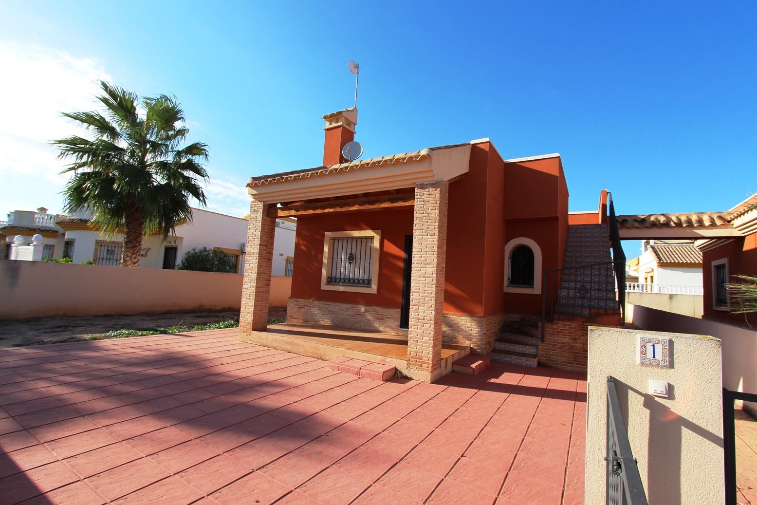 Ref:NBP509-V Villa For Sale in Guardamar del Segura