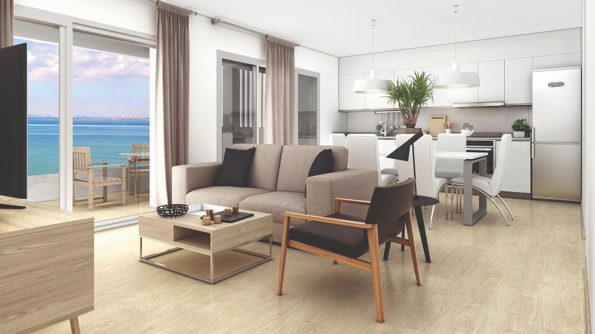 For sale: 2 bedroom apartment / flat in La Manga del Mar Menor