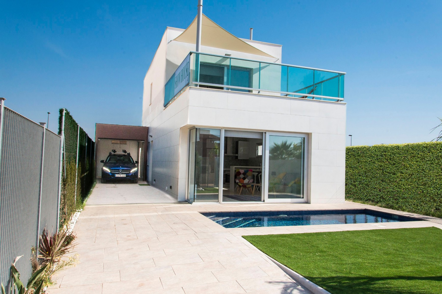 Ref:NBP535 Villa For Sale in Los Alcázares