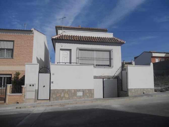 Ref:Emp 4096 Villa For Sale in Benijófar