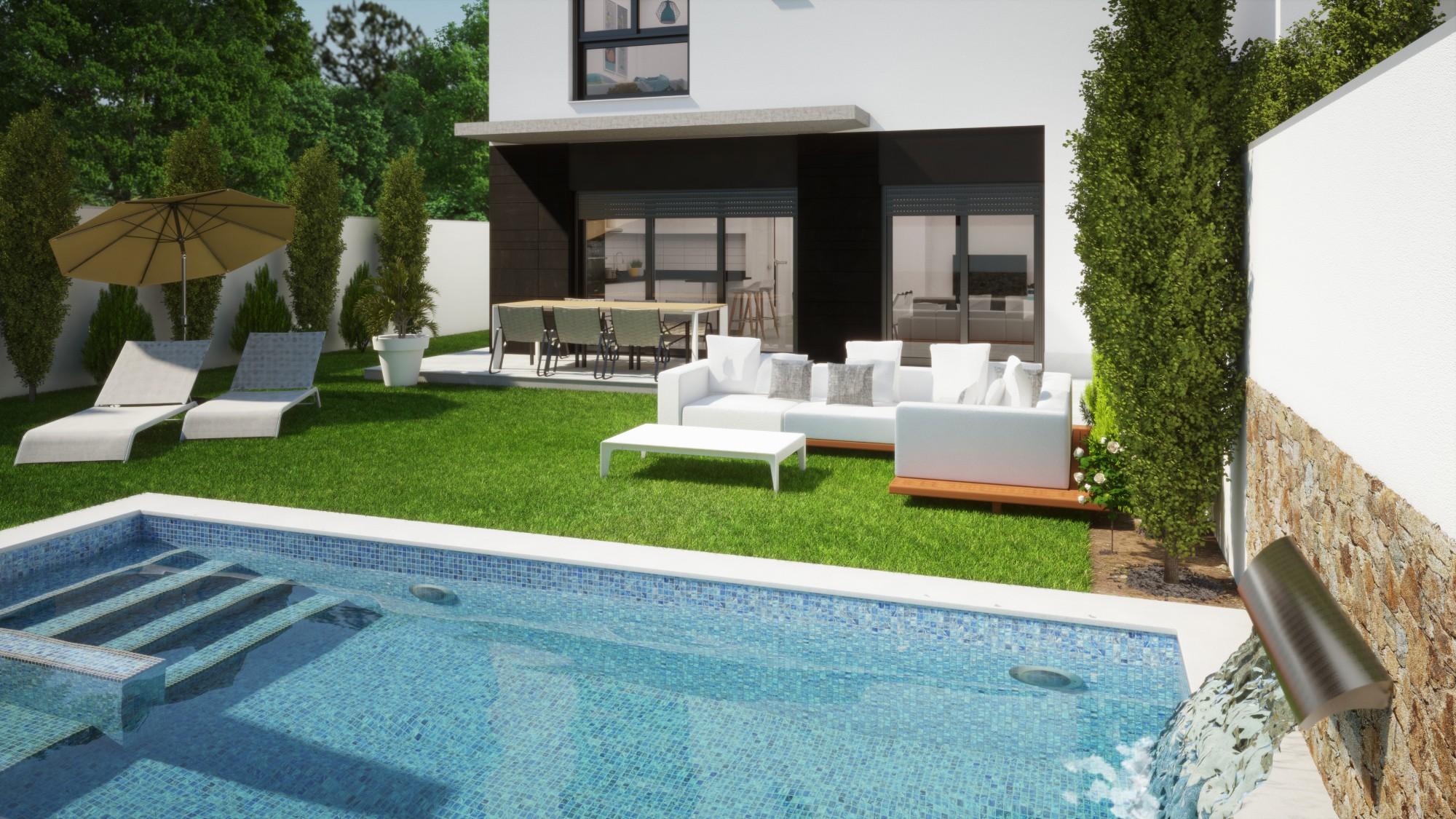 Ref:NBP634-K Villa For Sale in Los Alcázares