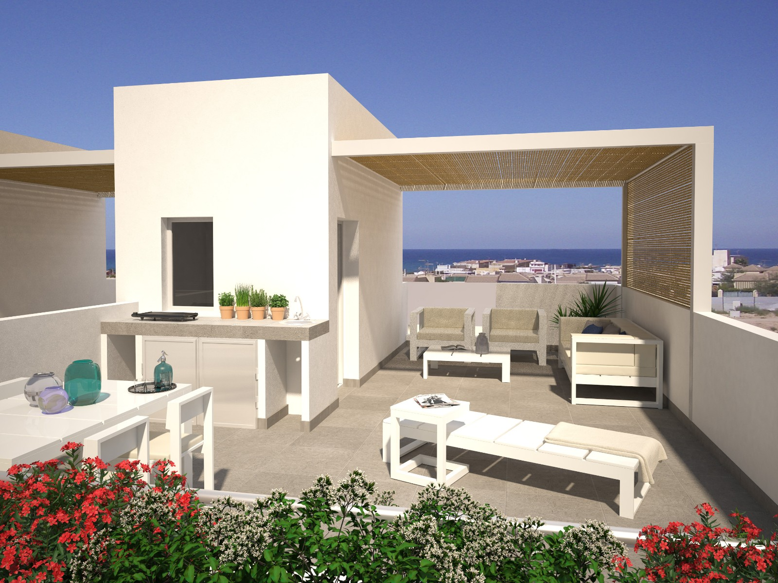 Ref:NBP638 Duplex For Sale in Torrevieja