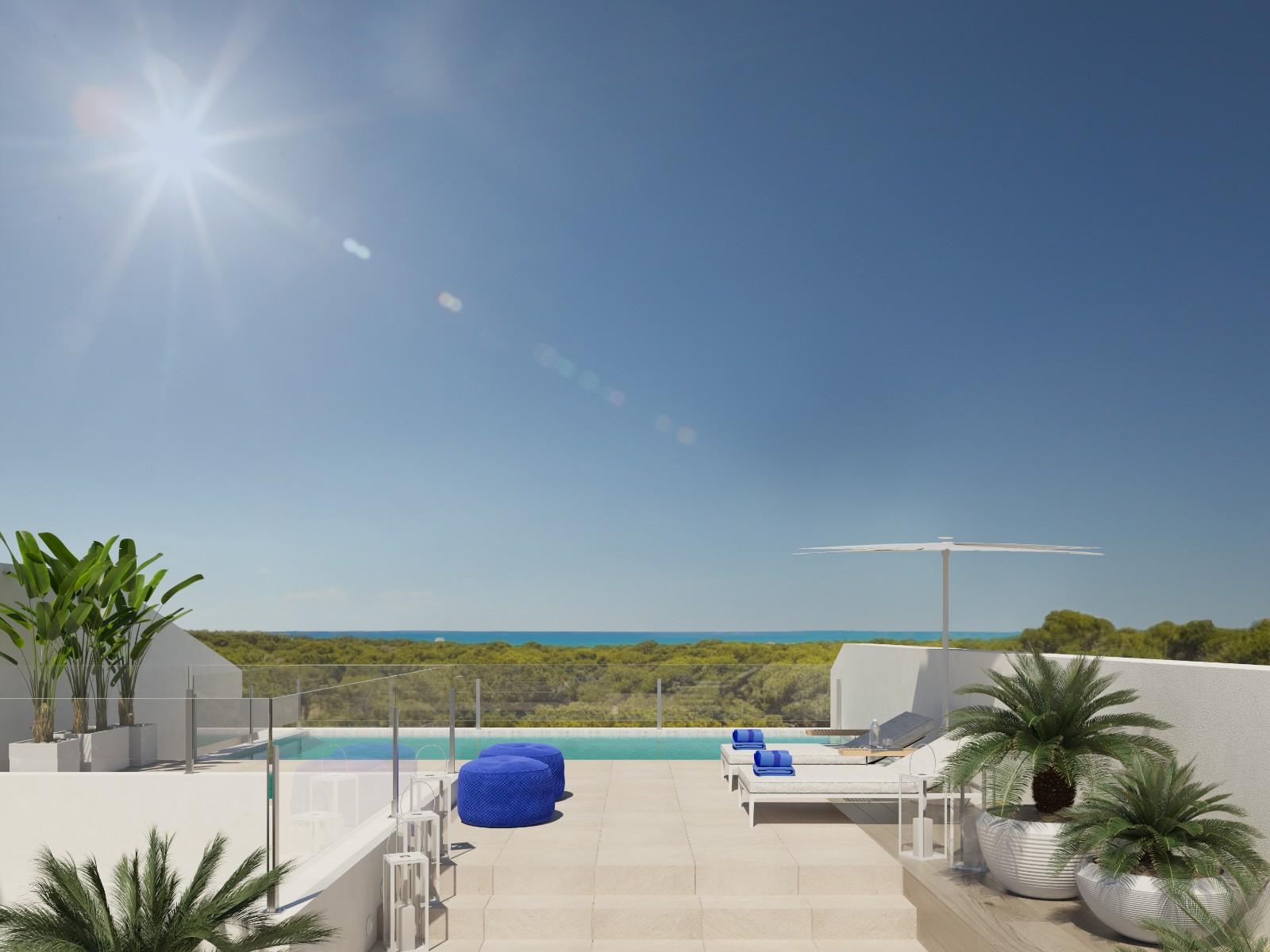 Ref:NBP655 Apartment For Sale in Guardamar del Segura