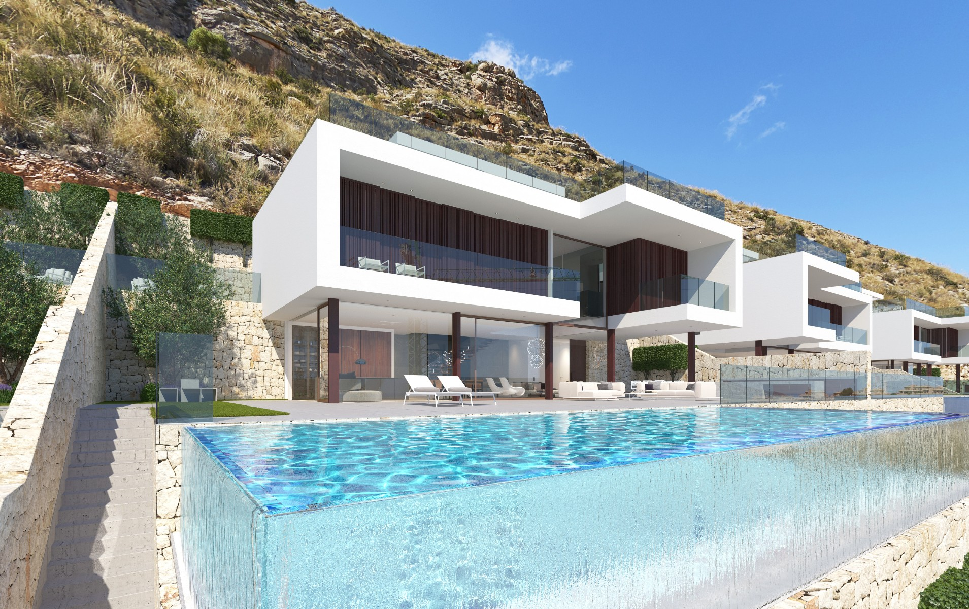 Ref:NBP667 Villa For Sale in Altea