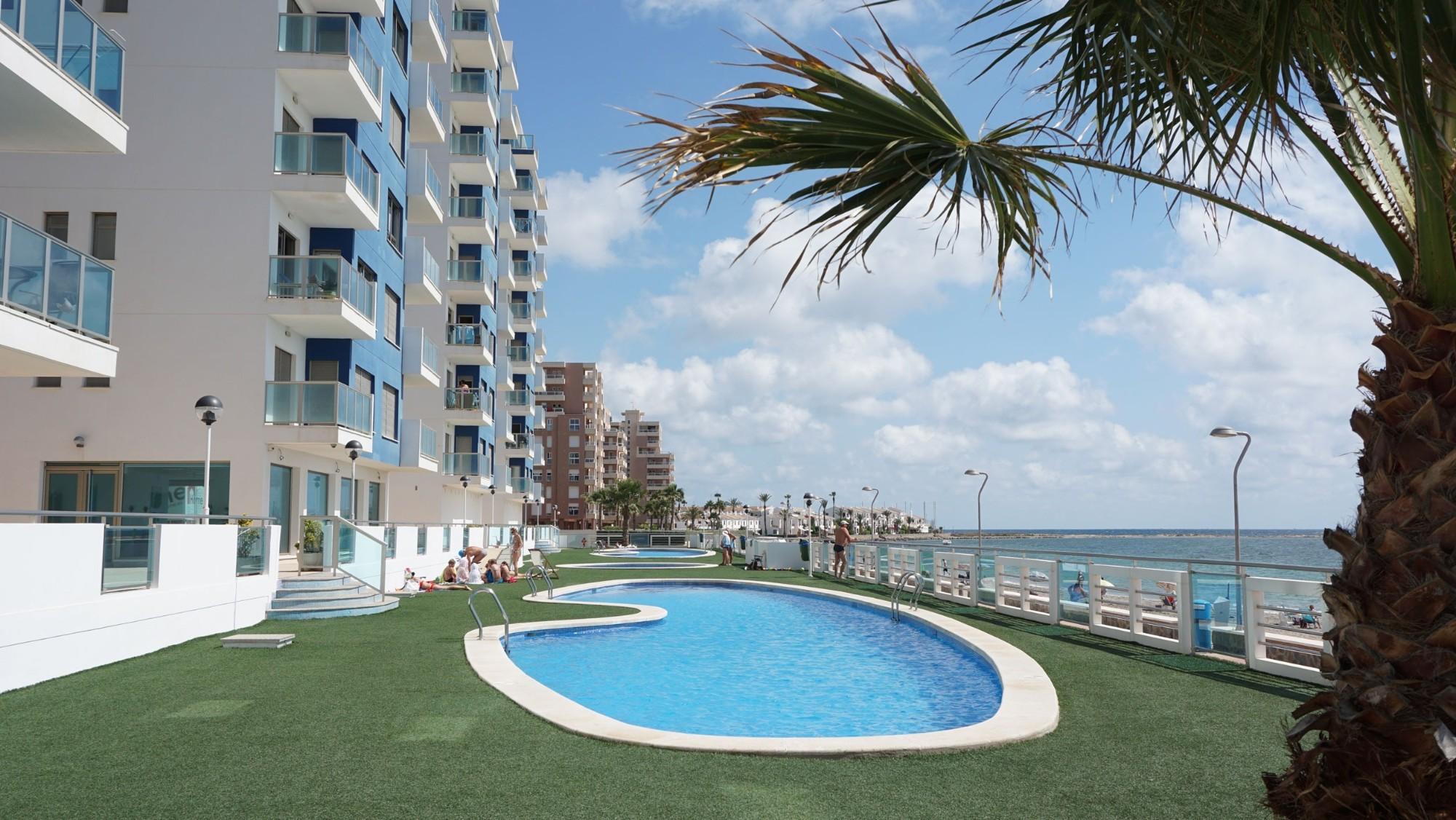 Ref:NBP689 Apartment For Sale in La Manga