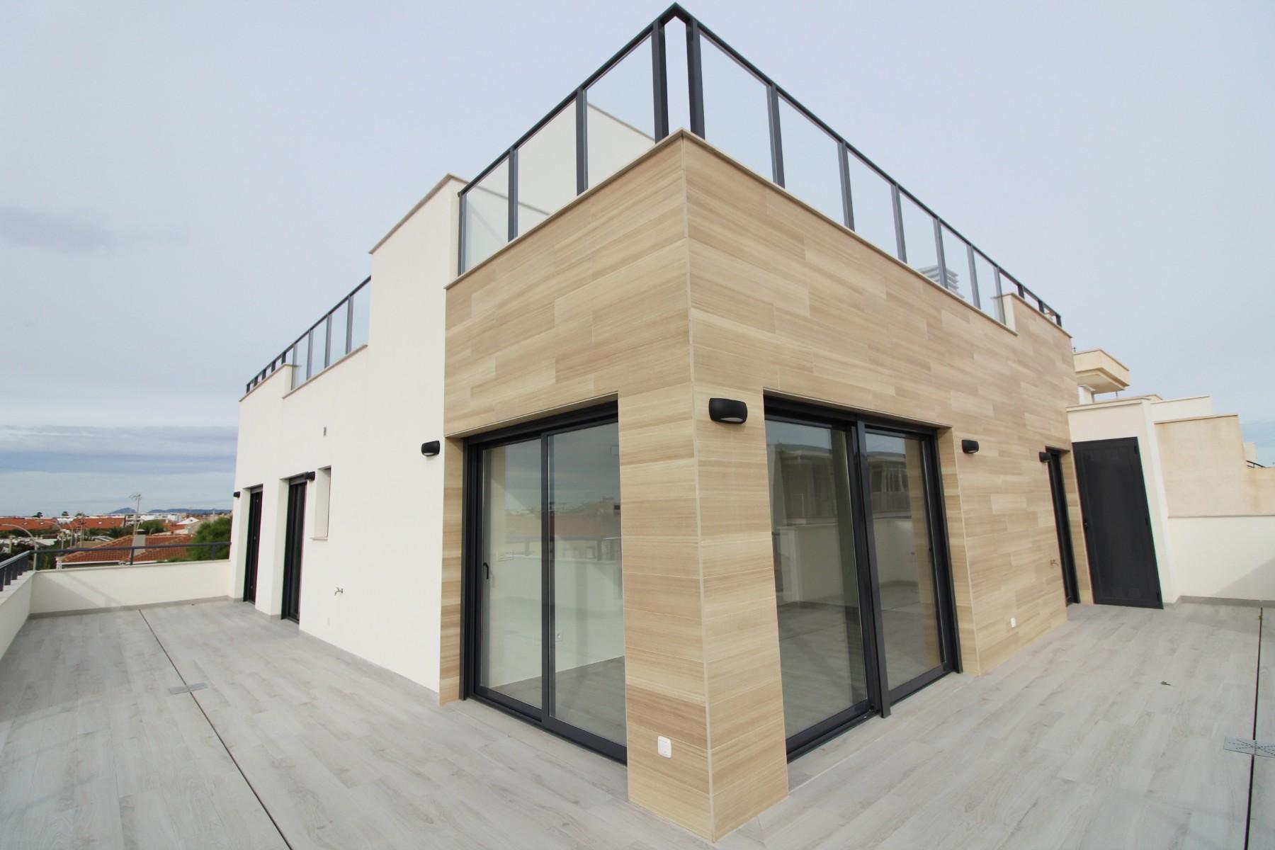 Ref:NBP695-K Penthouse For Sale in Pilar de la Horadada