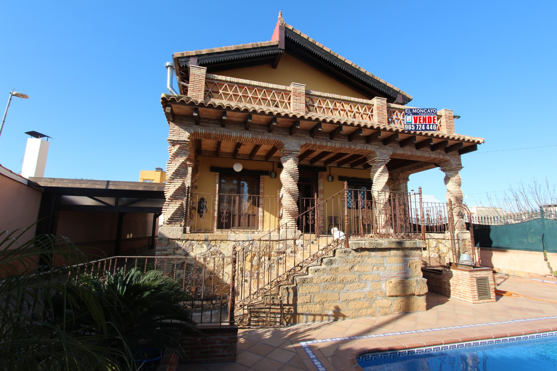 Ref:Emp 4387-OD Villa For Sale in Elche