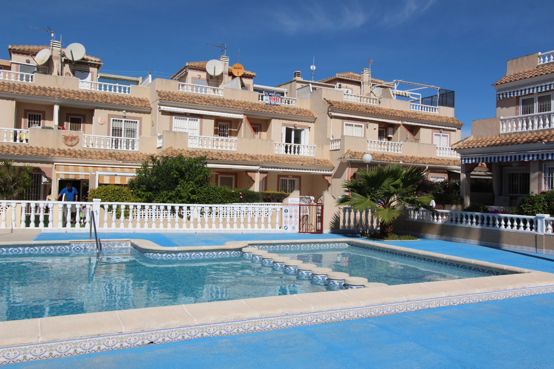 Ref:Emp 4413-XOC Bungalow For Sale in Torrevieja