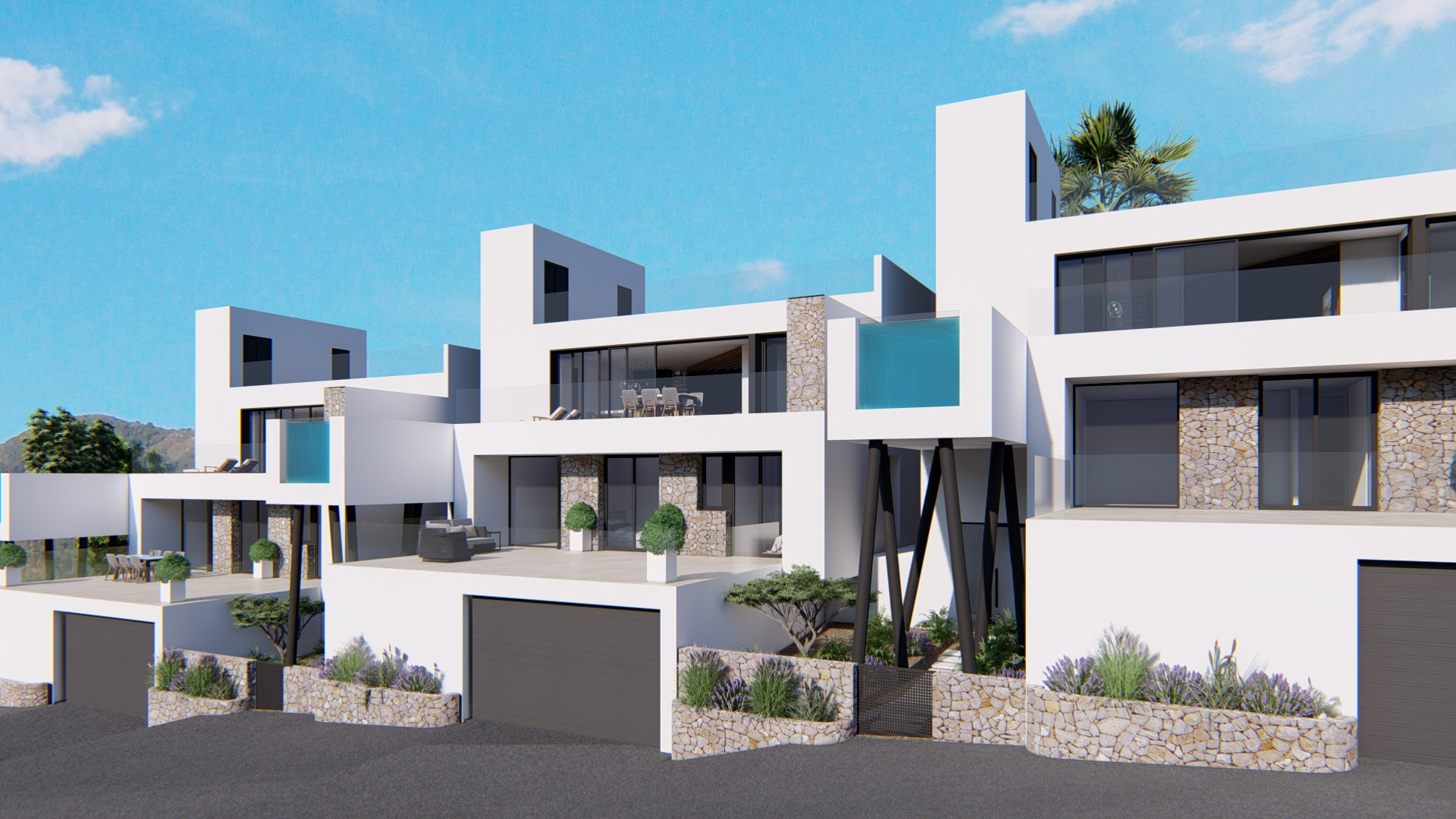 Ref:NBP719 Villa For Sale in Rojales