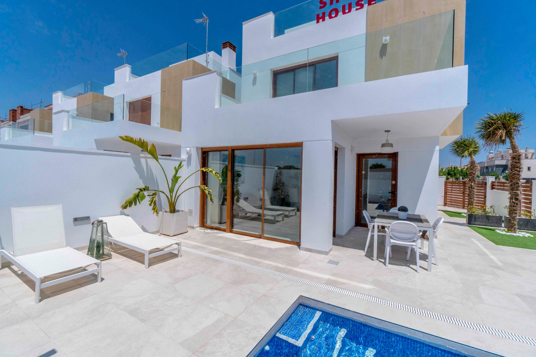 Ref:NBP725 Villa For Sale in Pilar de la Horadada