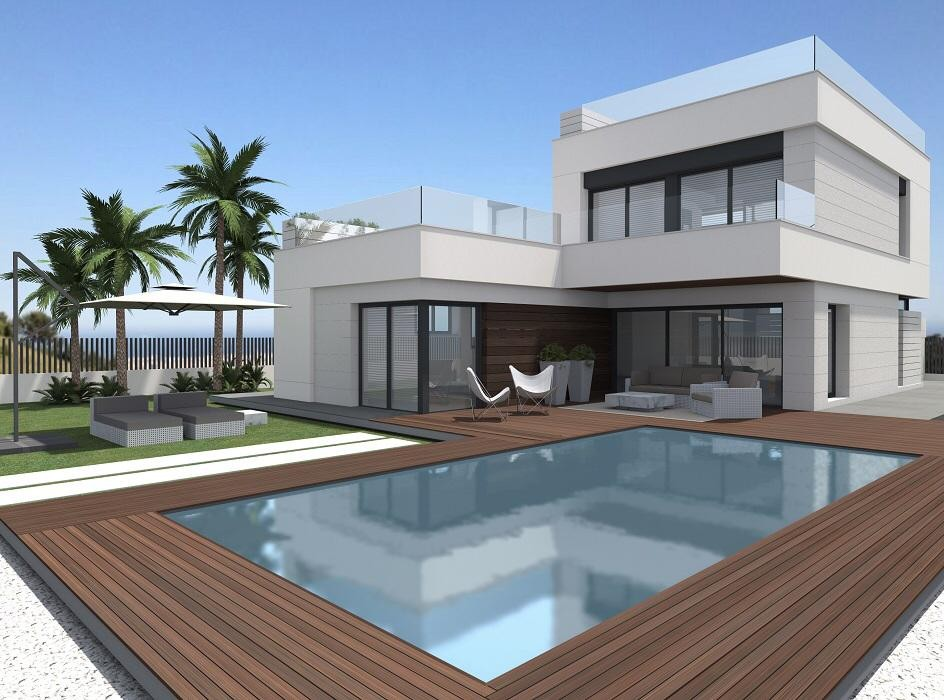 Ref:NBP727 Villa For Sale in Orihuela Costa
