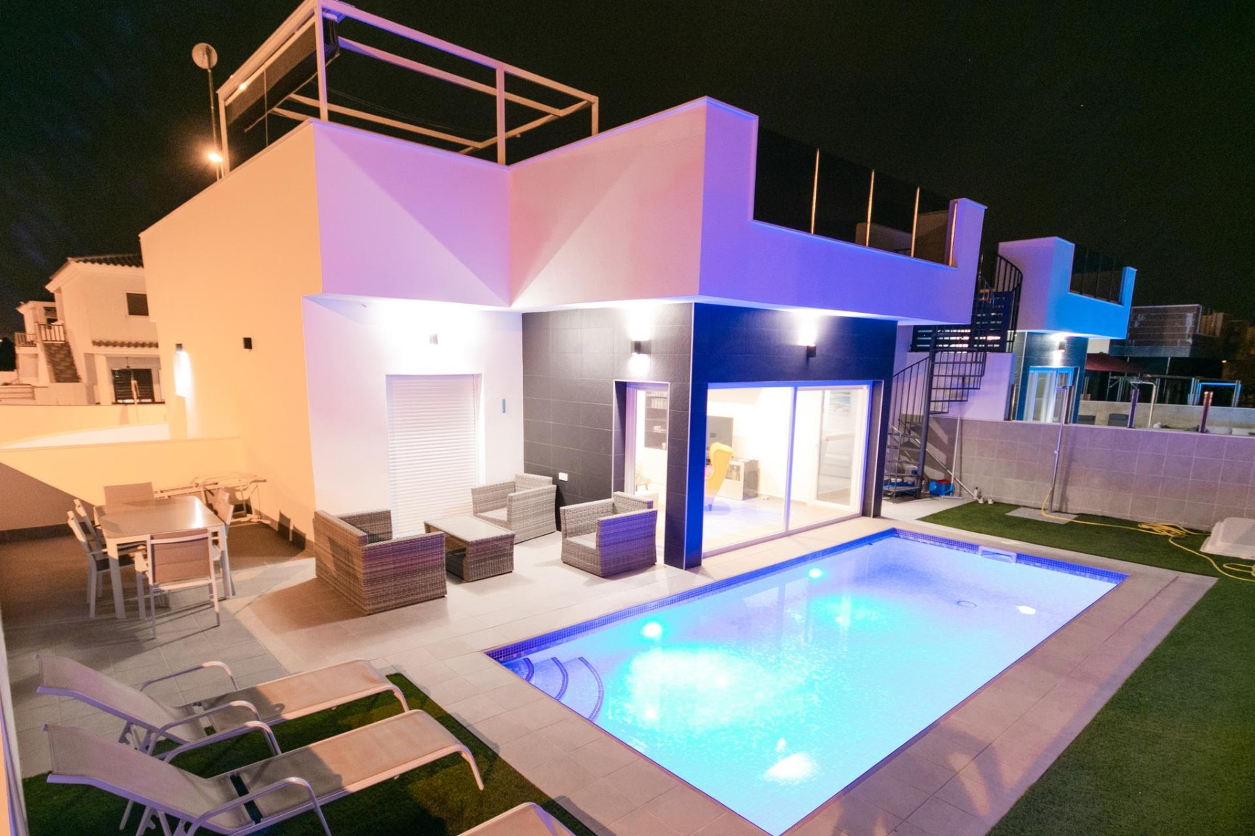 Ref:NBP728 Villa For Sale in Daya Nueva