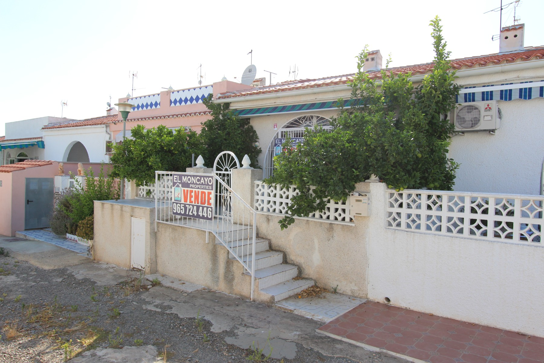 Ref:Emp 3913-CVXDK-216 Bungalow For Sale in Torrevieja