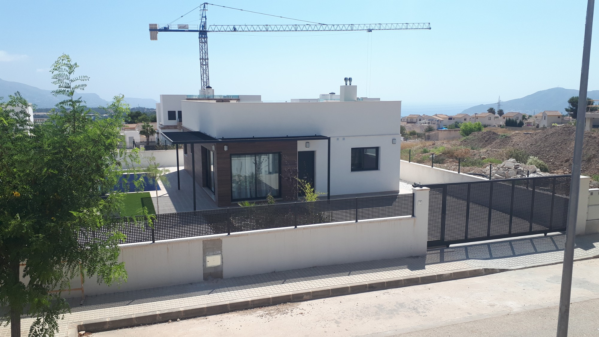Ref:NBP765 Villa For Sale in Polop