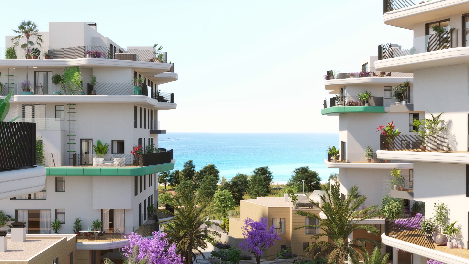 Ref:NBP771 Apartment For Sale in Villajoyosa