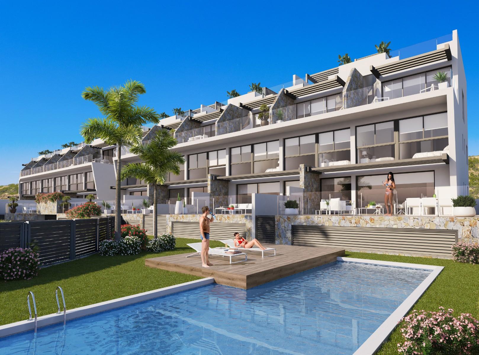 Ref:NBP777 Townhouse For Sale in Guardamar del Segura