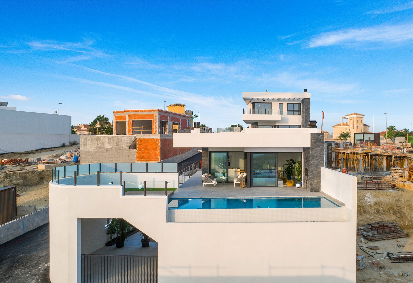 Ref:NBP413 Villa For Sale in Rojales