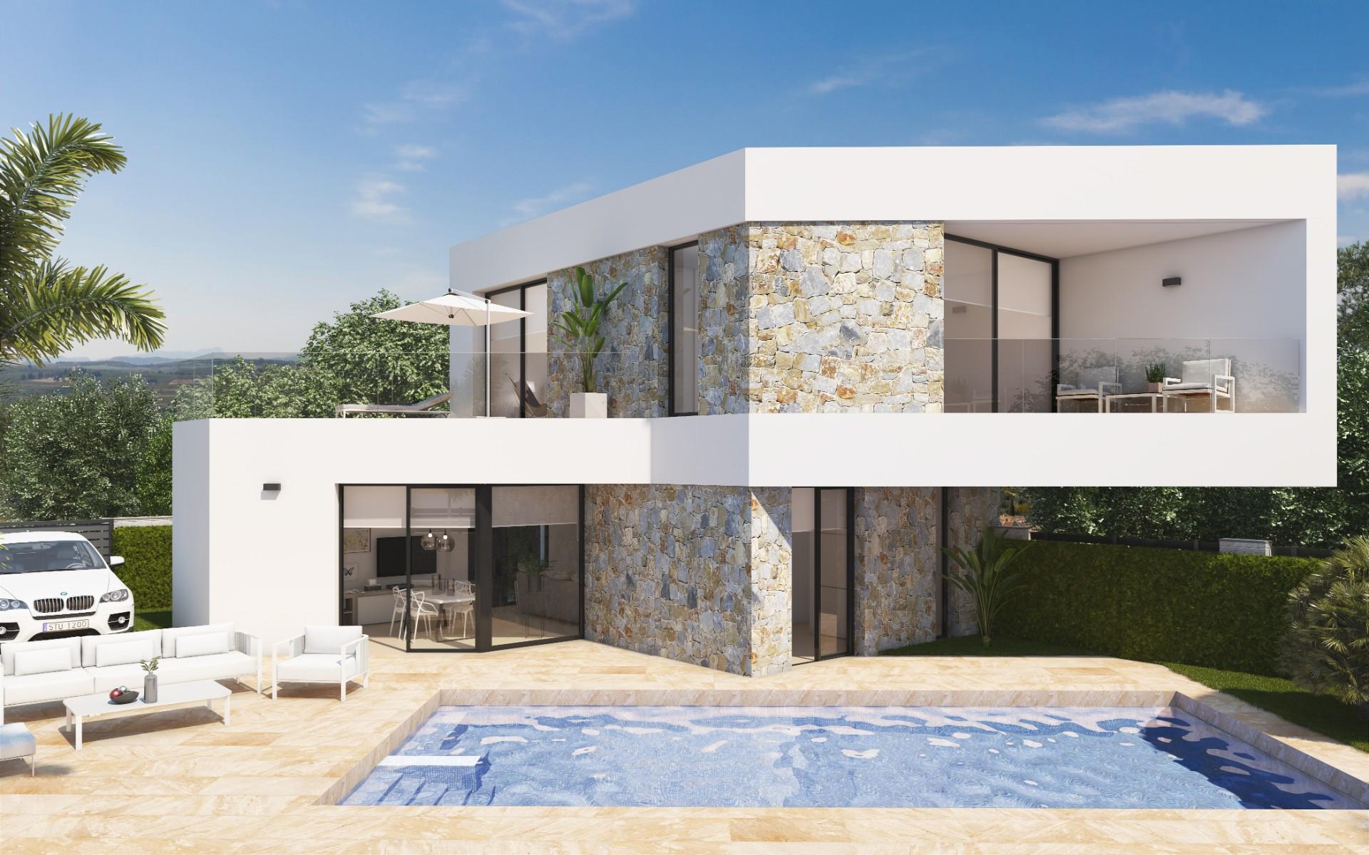 Ref:NBP789 Villa For Sale in Benijófar