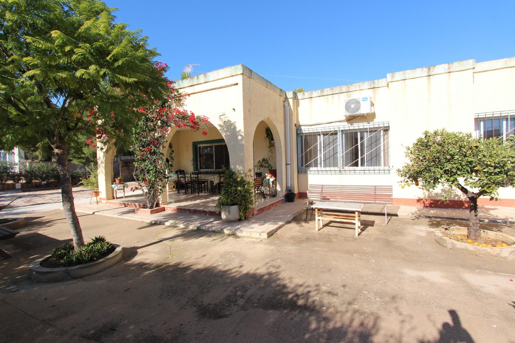 Ref:Emp 4536 country house For Sale in Crevillente