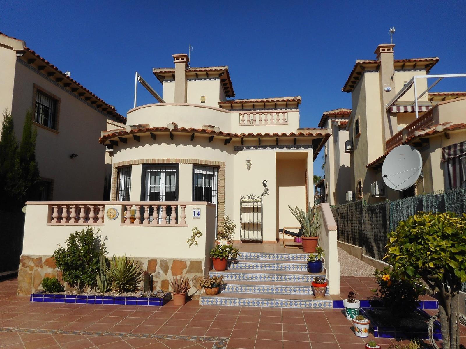 Ref:PC-1659R Villa For Sale in Guardamar del Segura