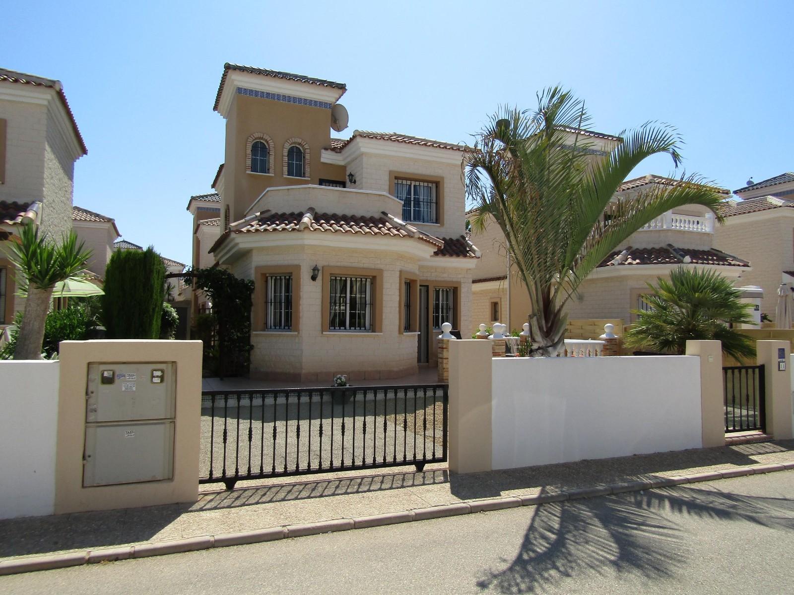 Ref:PC-1669-H Villa For Sale in Guardamar del Segura