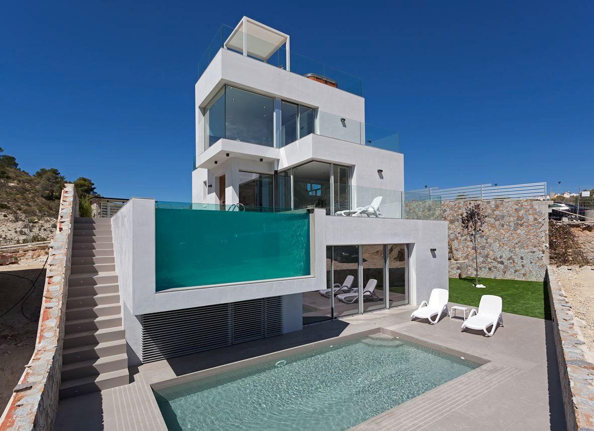 Ref:NBP798 Villa For Sale in Finestrat