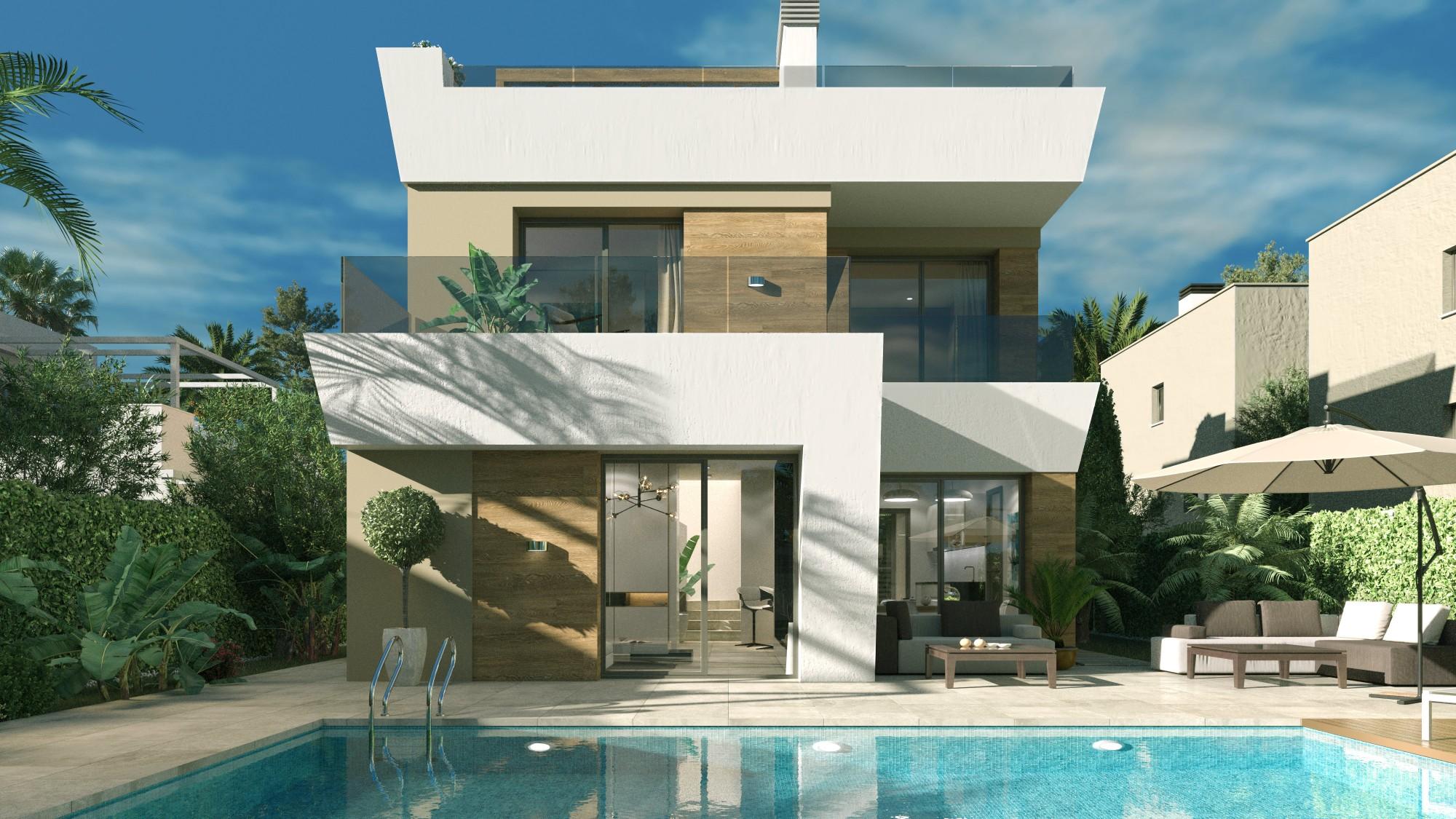 Ref:NBP799 Villa For Sale in Ciudad Quesada