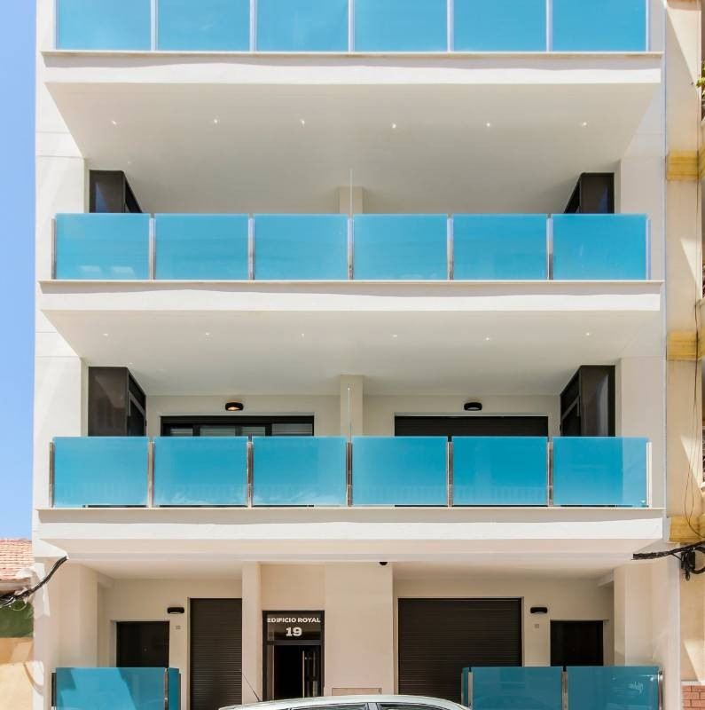 Ref:NBP808 Penthouse For Sale in Torrevieja